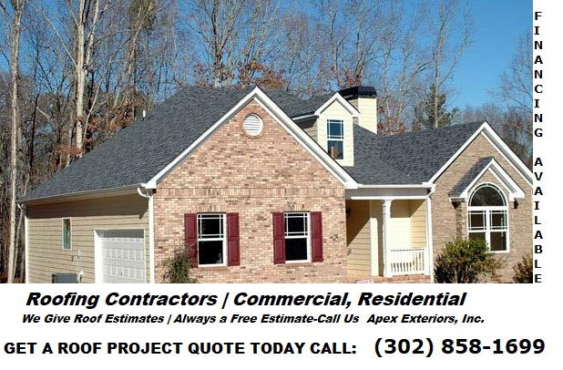 get roof service quote